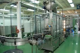 La automatización de la maquinaria industrial