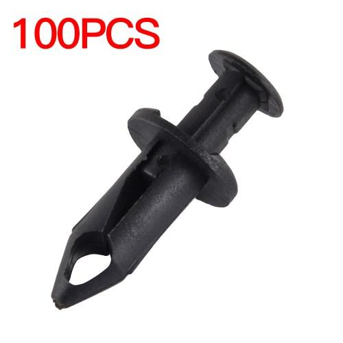 small resolution of 100x fender clips body rivets for honda trx300 trx250 250ex 300ex 400ex atv utv