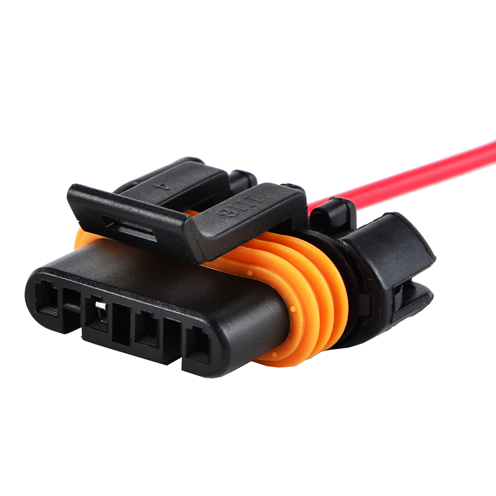 medium resolution of alternator wire connector harness pigtail for gm ls1 chevy camaro firebird 98 02