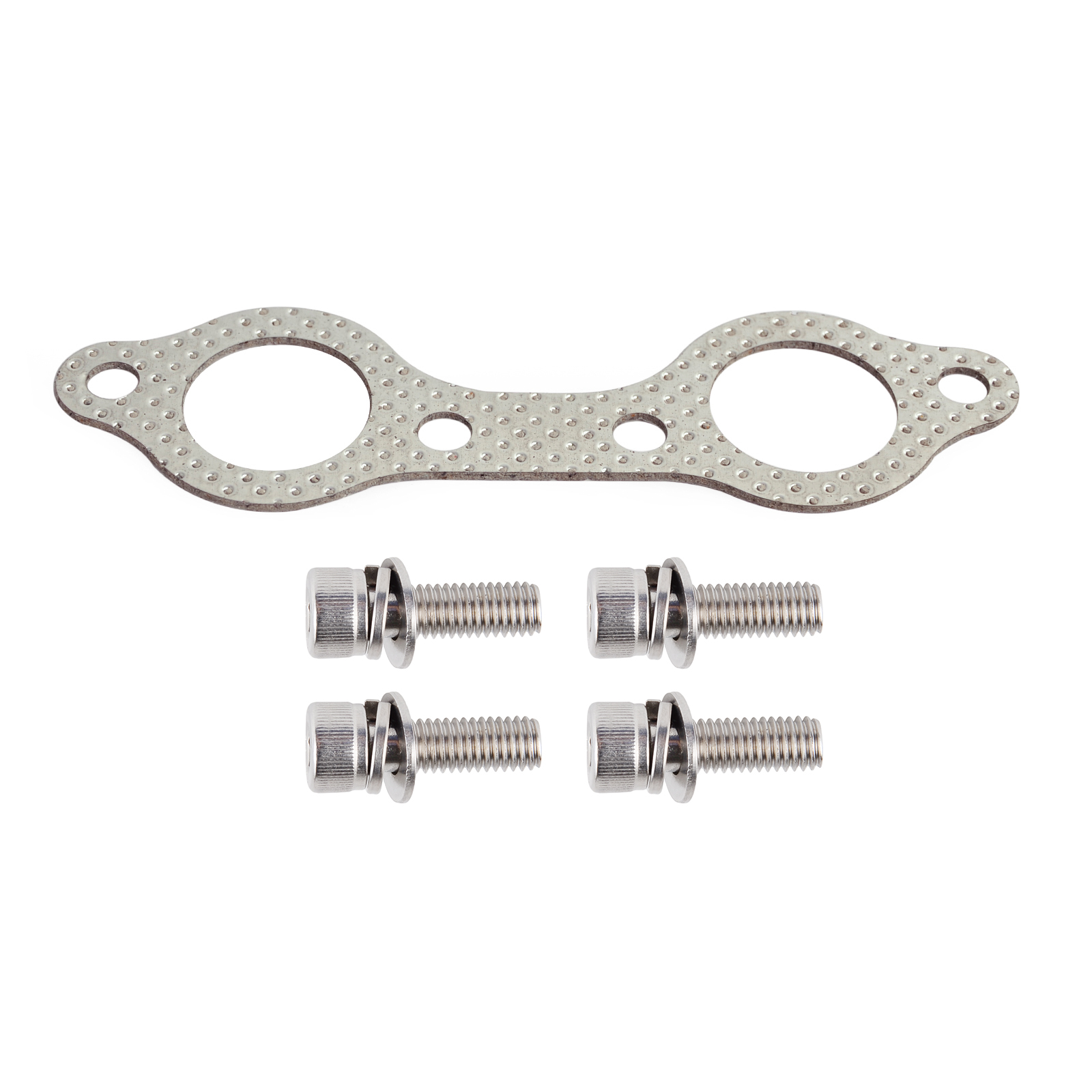 Exhaust Muffler Gasket Bolts For Polaris RZR 800 EFI LE