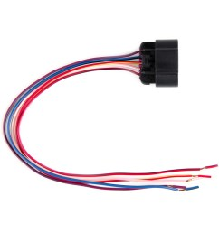 details about brake light taillight repair wire pigtail harness connector for gmc envoy 02 09 [ 1600 x 1600 Pixel ]