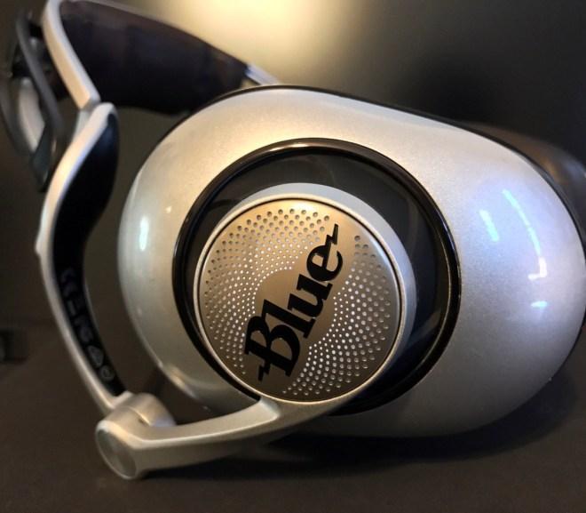 Ella Blue Headphones