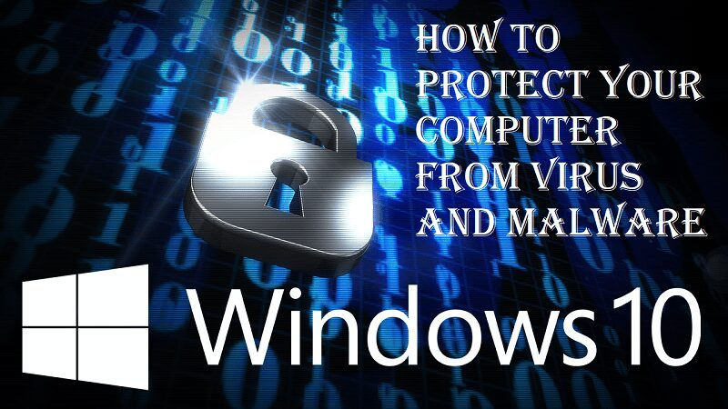 How to protect your computer from virus