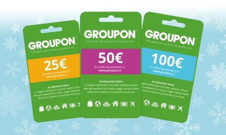 Groupon Gift Card