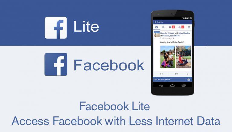 Facebook Lite App