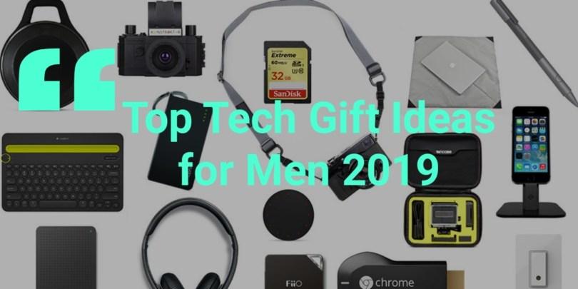 top tech gift for men
