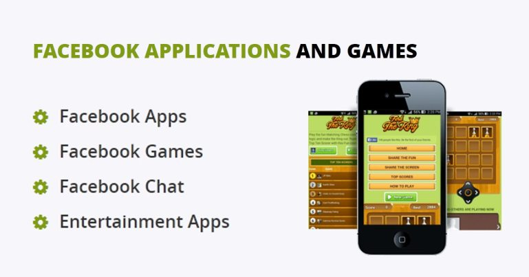 Facebook Apps and Games