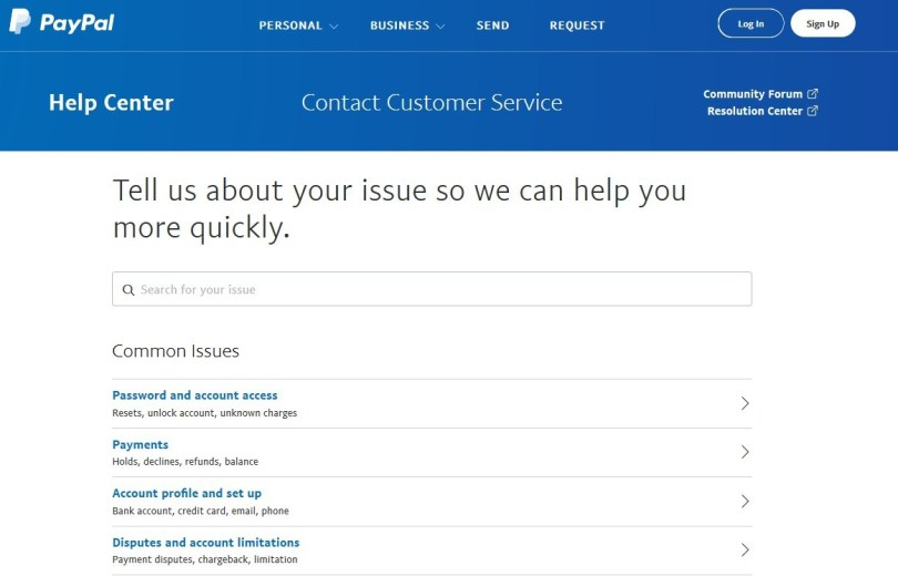 Paypal Support Hours