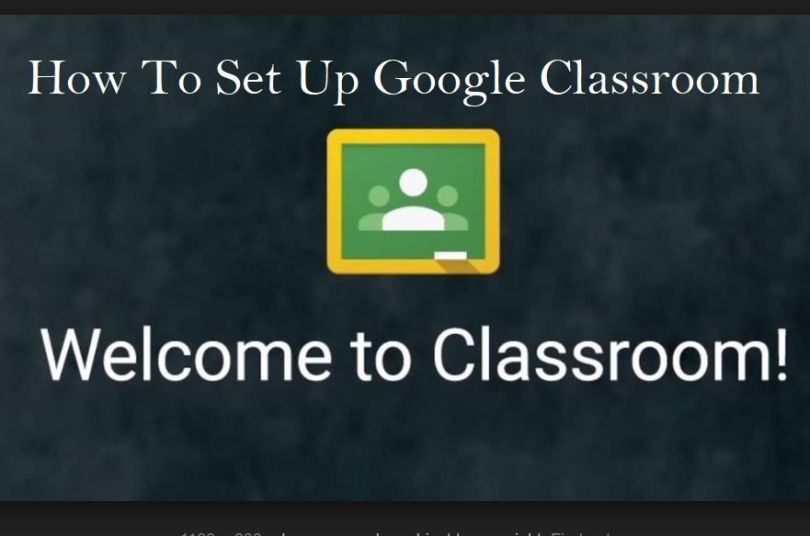 Google Classroom Sign Up