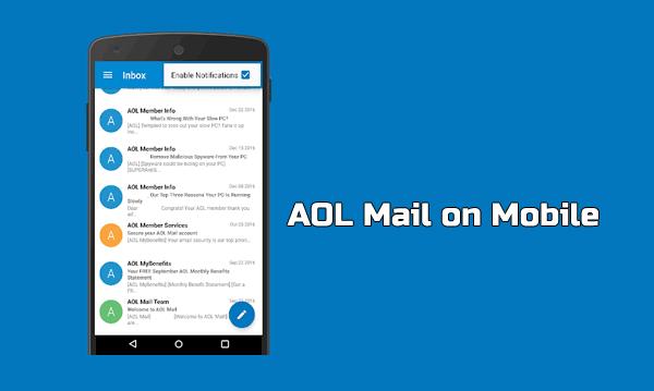 AOL Mail App
