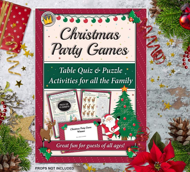 Christmas online games