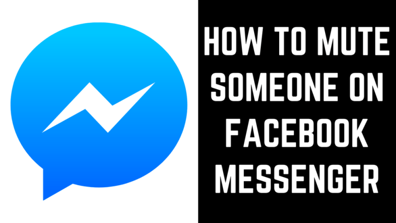 mute people on facebook messenger