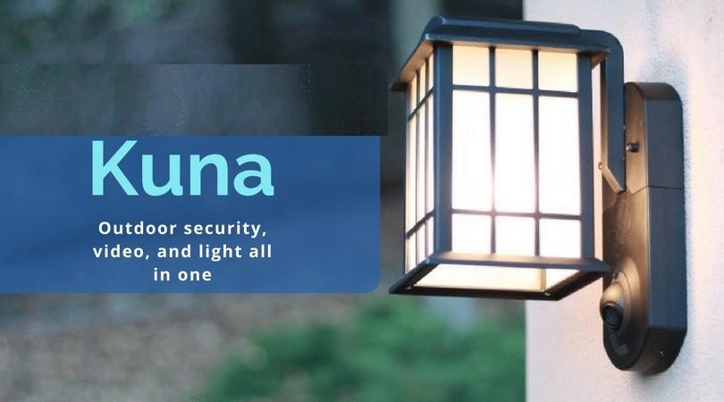 Kuna Smart Light With Camera Review
