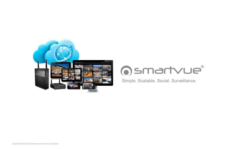 Smartvue Cloud IP Camera App