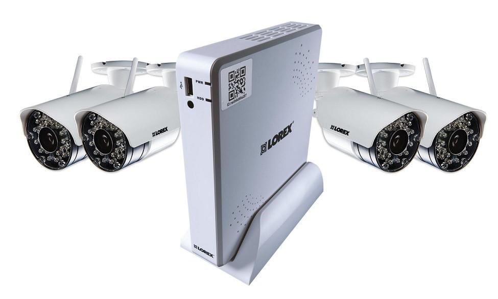 Security Camera Receivers