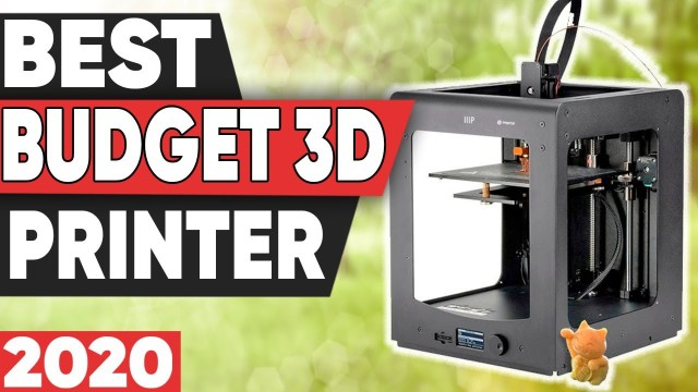 Top Rated 3D Printers