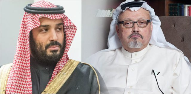 US report accuses Saudi crown prince of killing jamal khashoggi