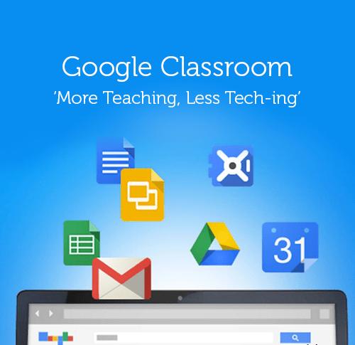 How to Use Google Classroom App