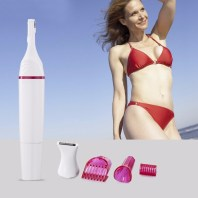 Battery-Operated Bikini Line Trimmers