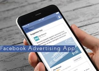 Facebook Advertising App