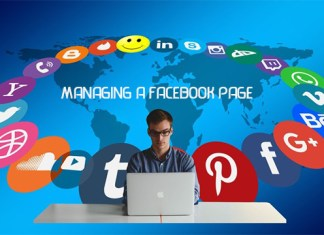 Managing a Facebook Page