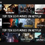 Top Ten Sci-Fi Movies on Netflix