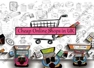 Cheap Online Shops in UK