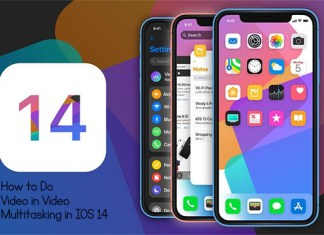 How to Do Video in Video Multitasking in IOS 14