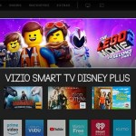 Vizio Smart TV Disney Plus