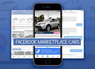 Facebook Marketplace Cars