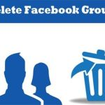 Delete Facebook Group - How to Delete a Group on Facebook | Facebook Group Delete