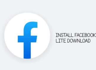 Install Facebook Lite Download
