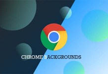 Chrome Backgrounds