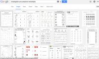 Worksheets dont Work: Try Reggio-Inspired Mathematics ...