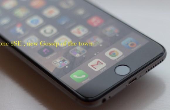 I Phone 5se, a small copy of I Phone 6s?