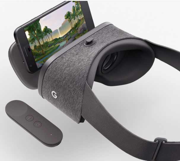 DAYDREAM VR HEADSET tecsmash.com
