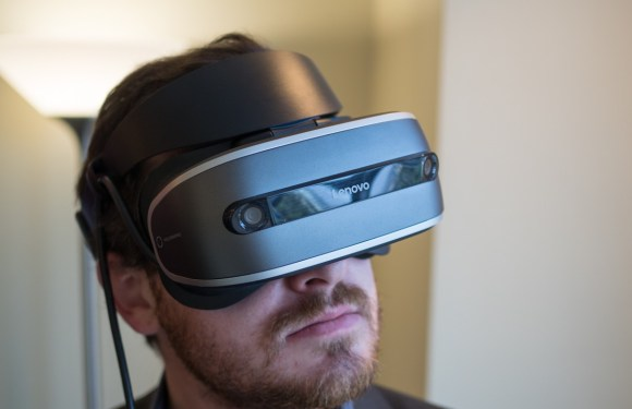 Lenovo will release the Virtual Reality headsets that are very much affordable.