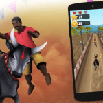 Jallikattu Run Android Game is Trending Now in Tamil Nadu, Download it now
