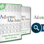 AdSense Machine Review :- Passive Income With Adsense In 2018!