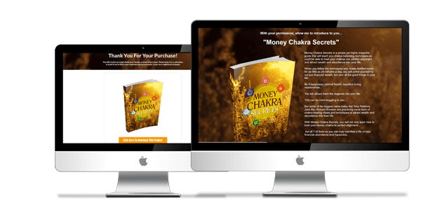 PLR Money Chakra Secrets Course