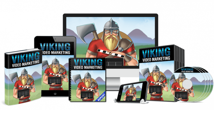 Viking Video marketing PLR review