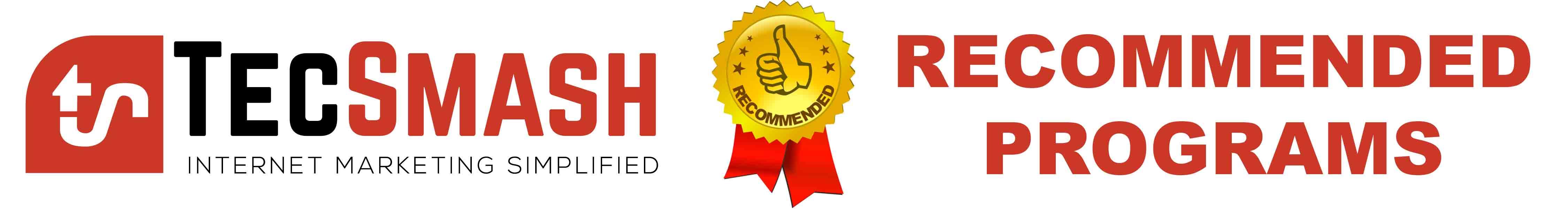 Tecsmash recommended programs