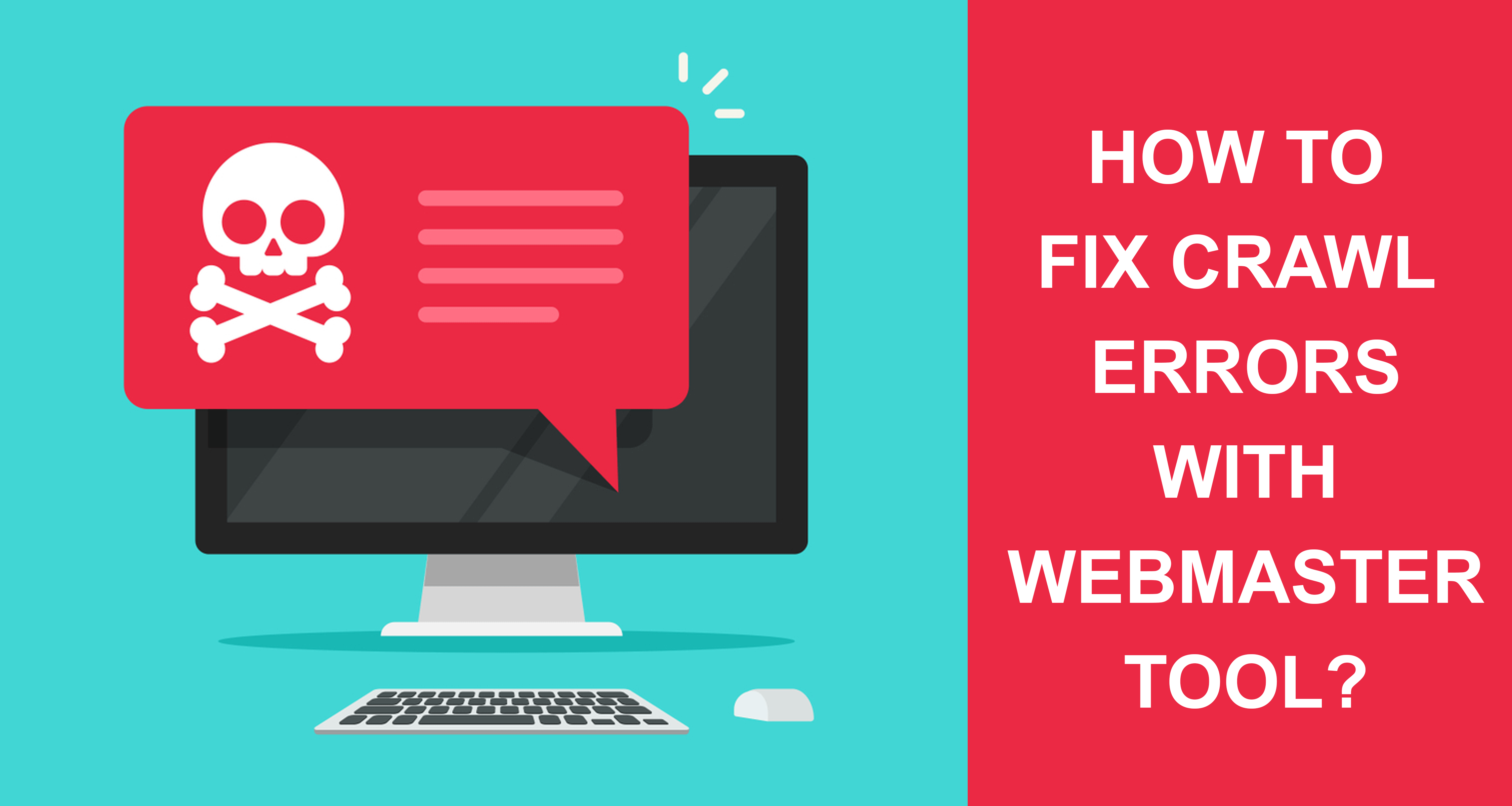 How To Fix Crawl Errors With Webmaster Tool
