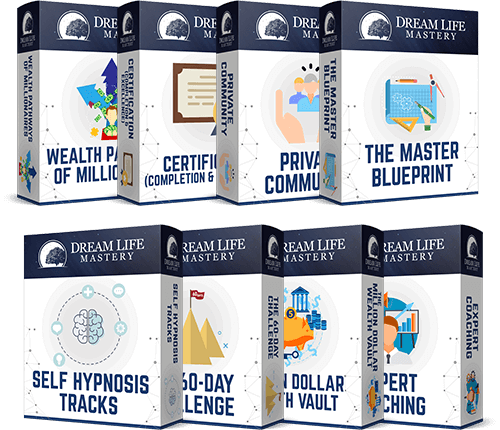 Dream Life Mastery bonuses