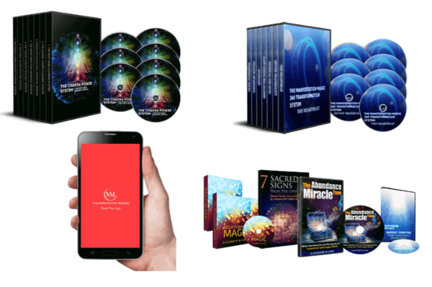 manifestation magic download