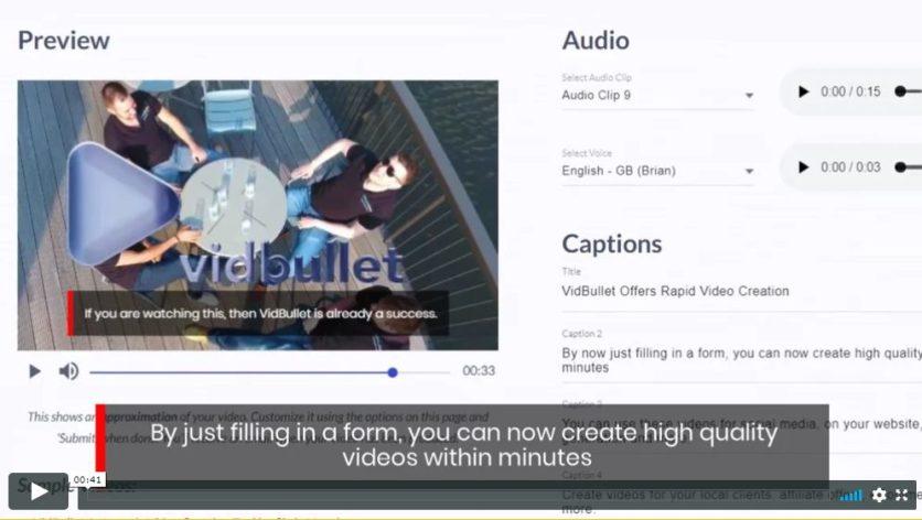 VidBullet download