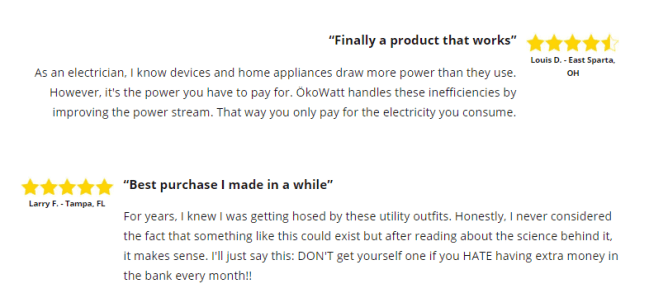 OkoWatt Power Saver Review