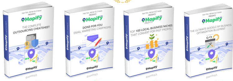 Mapify 360 bonuses