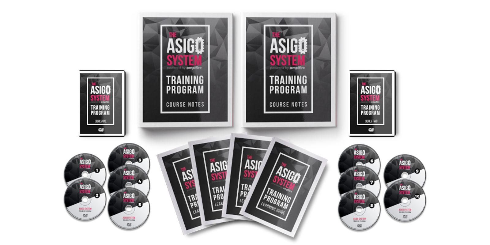 Asigo system review updated