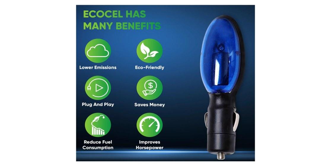 EcoCel Device Benefits